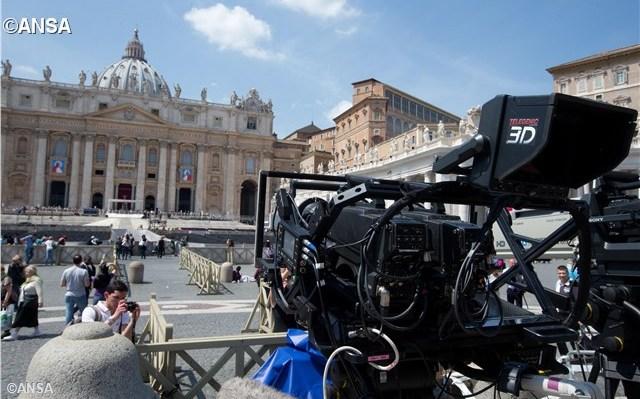Семинар для журналистов в Папском университете