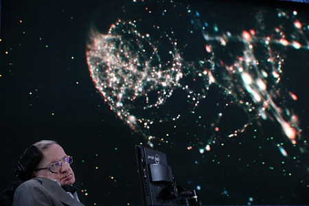 Стивен Хокинг считает инопланетян угрозой человечеству