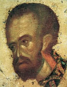 Икона св. Иоанна Златоуста