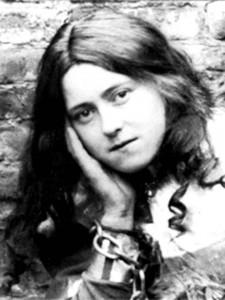 Тереза из Лизье в возрасте 15-ти лет