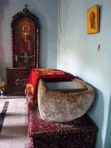 Гробница св. Иоанна Златоуста