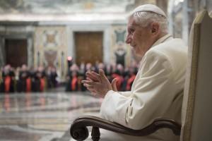 Ratzinger:cosa mi piaceva meno? le visite dei politici