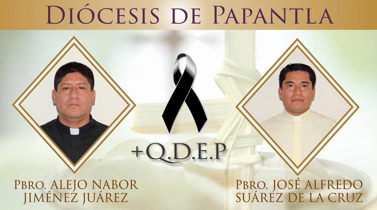 В Мексике нашли тела двух убитых католических священников