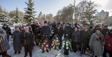 День памяти жертв политических репрессий в Новосибирске