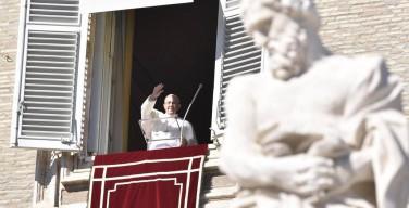 Слово Папы Франциска перед полуденной молитвой «Angelus» 30 октября 2016 г.