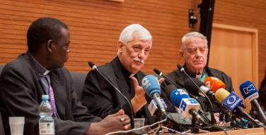 О. Соза: иезуиты служат примирению израненного человечества