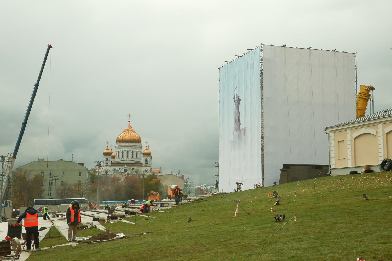 Князь Владимир – уже в Москве! (фоторепортаж)
