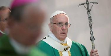 Проповедь Папы Франциска 2 октября в храме Непорочного Зачатия Пресвятой Девы Марии в Баку