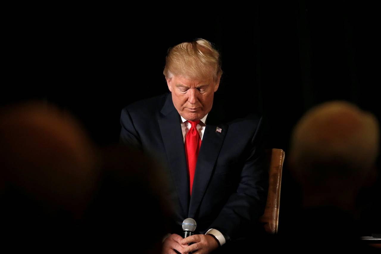 СМИ: республиканцы обсуждают возможность замены Трампа на выборах