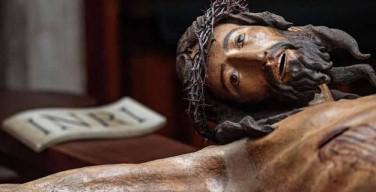 Восстановлено самое древнее деревянное распятие Ватиканской базилики