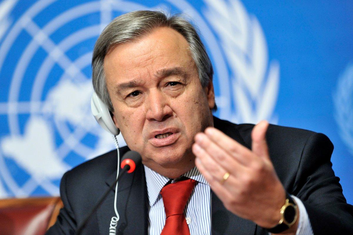 """Новый генсек ООН – католик, социалист, поборник прав беженцев и """"третьих стран"""""""