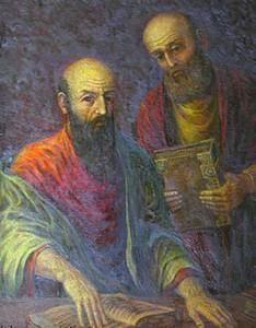 Апостол Павел и евангелист Лука