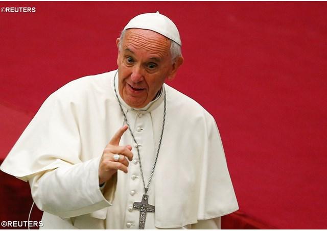 Папа — пожилым людям: «Вы утверждаете культуру жизни» (ФОТО + ВИДЕО)