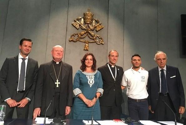 В Ватикане открывается Всемирная конференция о вере и спорте