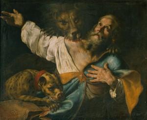 Мученичество св. Игнатия Антиохийского