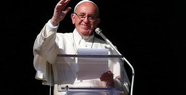 Angelus 27 ноября. Папа: начинается время посещения Господом