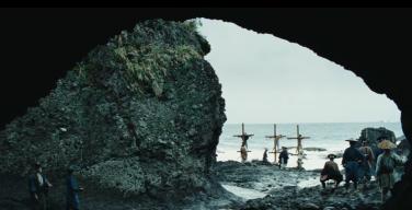 Вышел трейлер исторической драмы Мартина Скорсезе «Молчание»