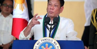 Президент Филиппин пообещал Богу перестать сквернословить