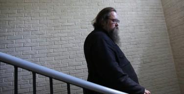 Протодиакона Андрея Кураева не пустили в Латвию