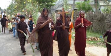 Христианские церкви в Индии испытывают невиданный наплыв прихожан
