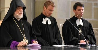 Швейцарские протестанты заявляют о своей солидарности с христианами Ближнего Востока