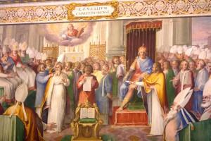 На Халкидонском соборе