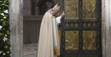 Папа на завершение Юбилея: Божье милосердие для нас всегда открыто