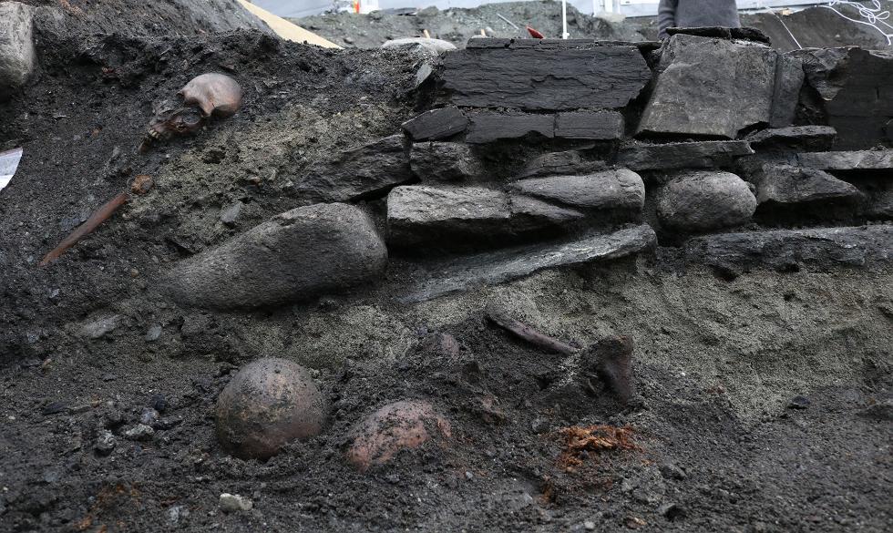 Найден пропавший тысячу лет назад алтарь легендарного короля Норвегии