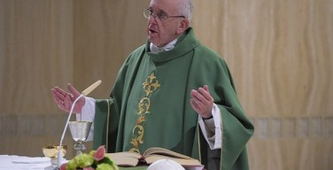 Папа: вечное проклятье — не камера пыток, а отдаление от Бога