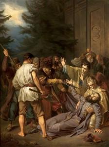 Убийство св. Иосафата Кунцевича