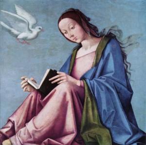 Юная Дева Мария