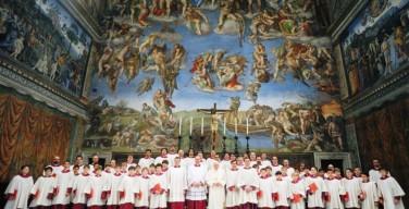 Ведущие хоры Ватикана и РПЦ дадут совместный концерт в Риме