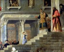 21 ноября. Введение во Храм Пресвятой Богородицы. Память