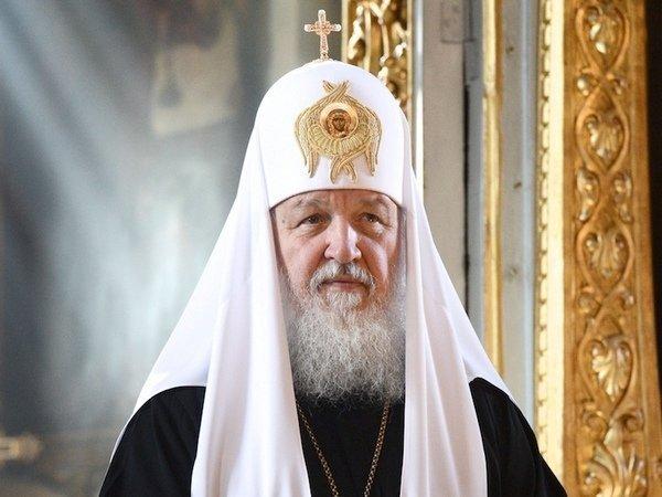 Патриарх Кирилл поздравил Дональда Трампа с победой на выборах в США