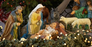 Франция: ясли Христа прописали в законе