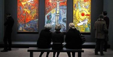 В Челябинске открылась выставка литографий Марка Шагала на библейские сюжеты