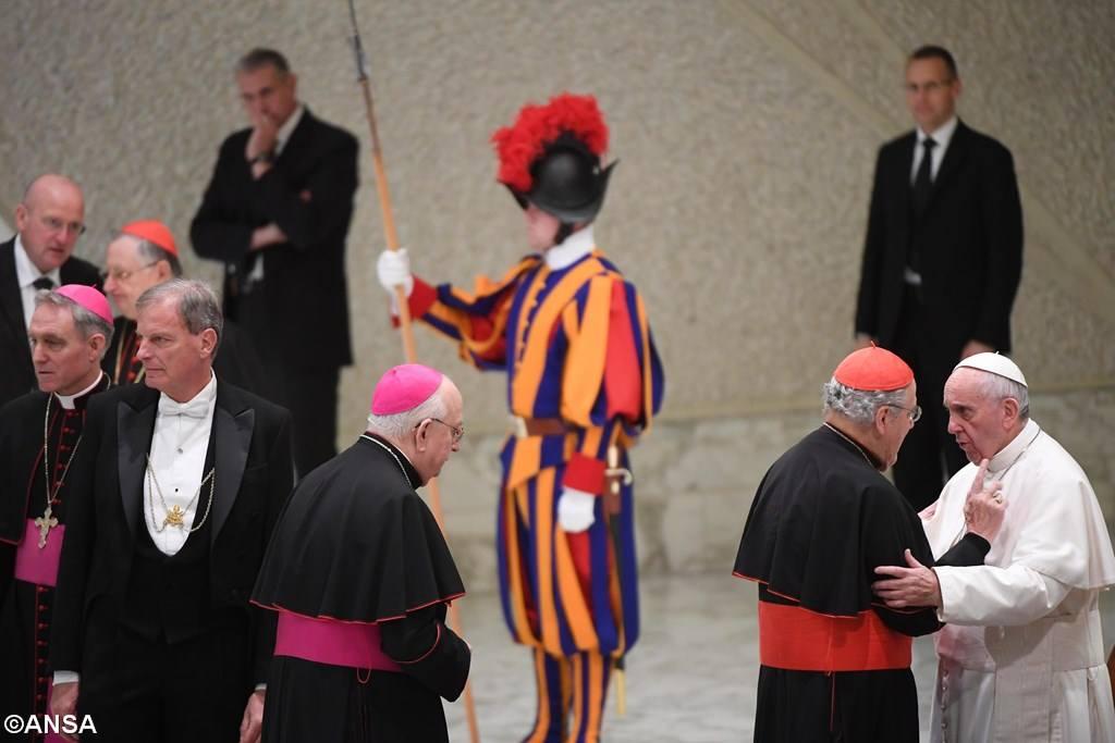 рождественские поздравления папы римского все