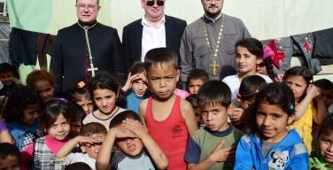РПЦ и Ватикан проведут гуманитарные акции в помощь сирийским детям