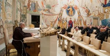 Вторая проповедь Адвента отца Канталамессы: распознавание