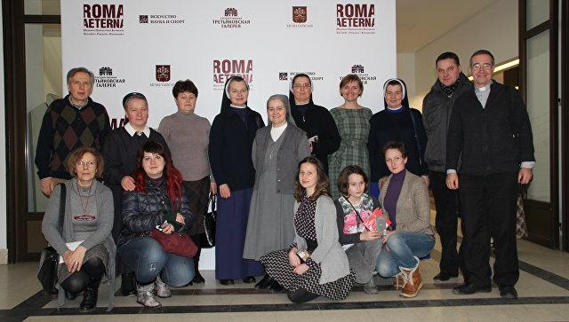 Посол Ватикана пригласил католиков на выставку в Третьяковку