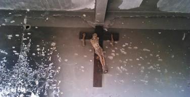 Иезуитский монастырь в Алеппо подвергся массированному обстрелу
