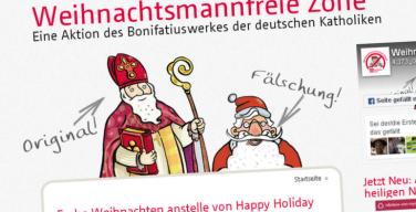 Немецкие католики призвали отказаться от «безбожного Санта-Клауса»