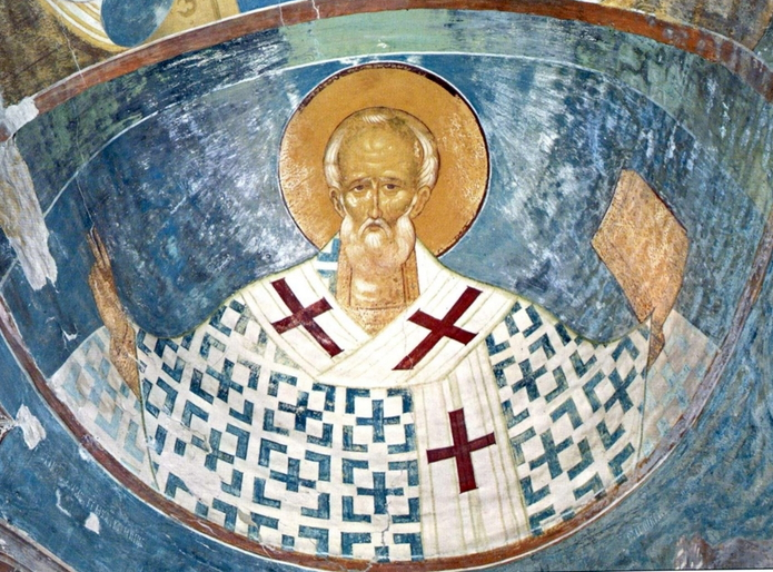 6 декабря. Святой Николай Мирликийский, епископ. Память