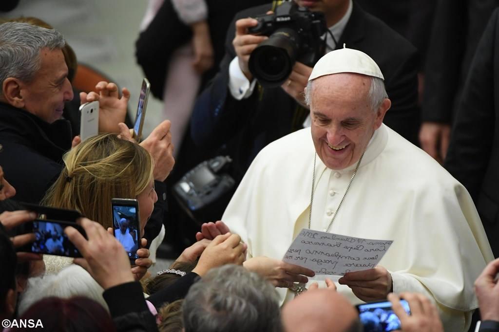 Рождественские поздравления Папы Франциска сотрудникам Ватикана