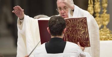 Послание Папы Франциска на 54-й Всемирный день молитвы о призваниях: миссионерство находится в сердце веры