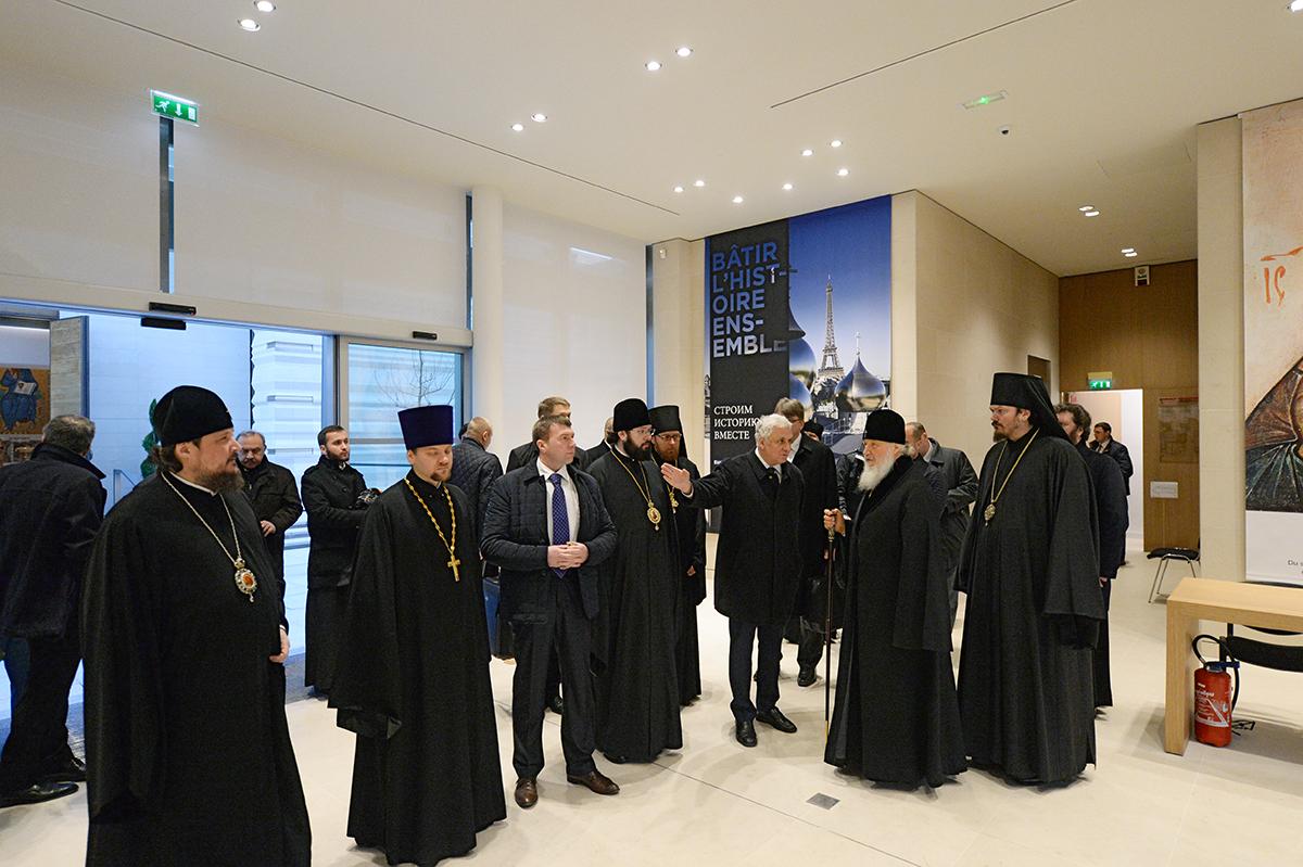 Патриарх Кирилл ответил на критику внутри Русской Православной Церкви по поводу ее взаимодействия с католиками
