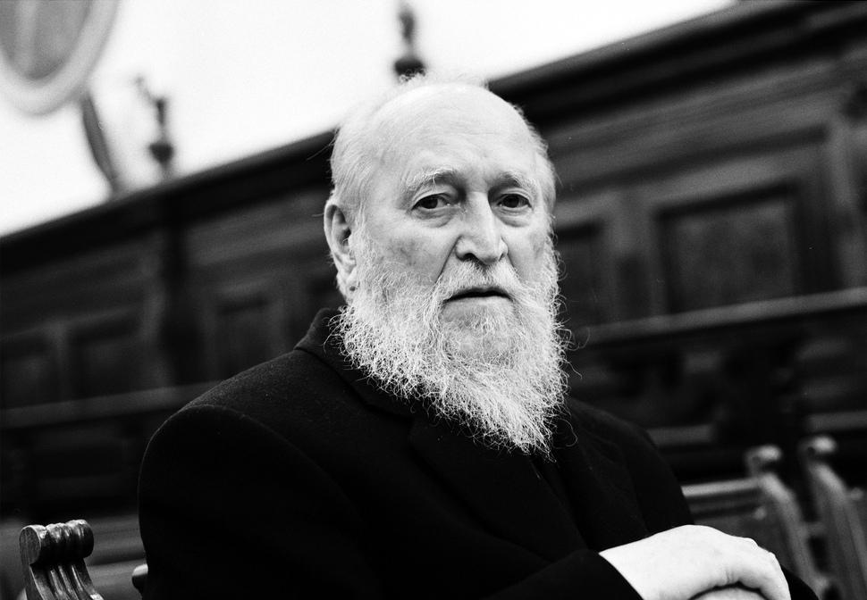 Скончался основатель центра «Христианская Россия» отец Романо Скальфи