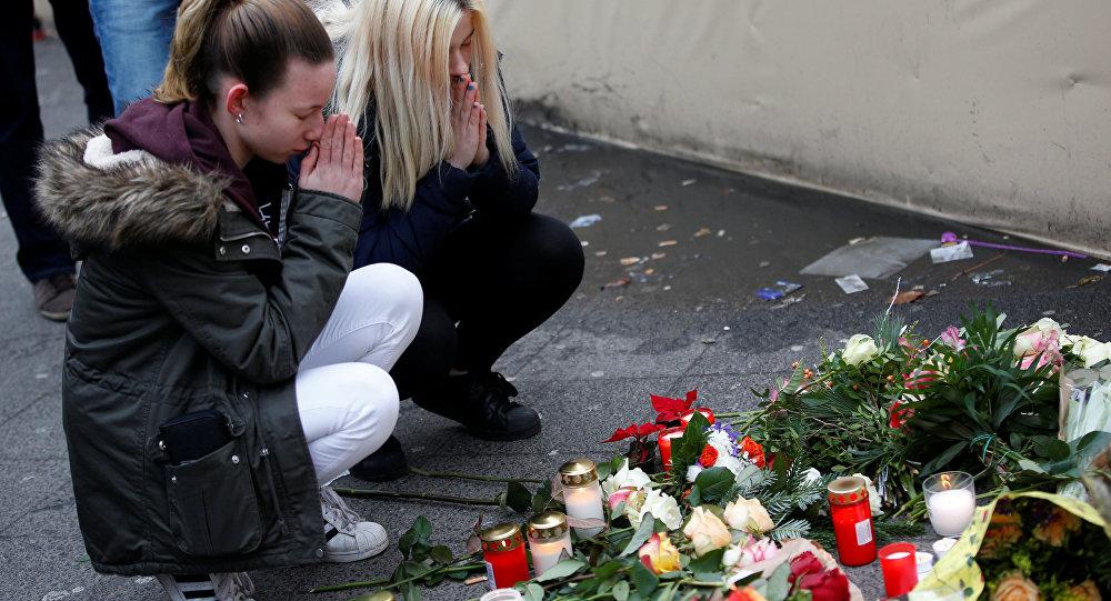 Папа скорбит о жертвах теракта в Берлине