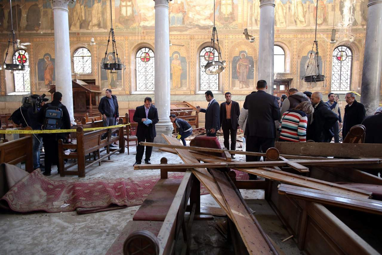МВД Египта обнаружило «катарский след» в теракте в коптской церкви
