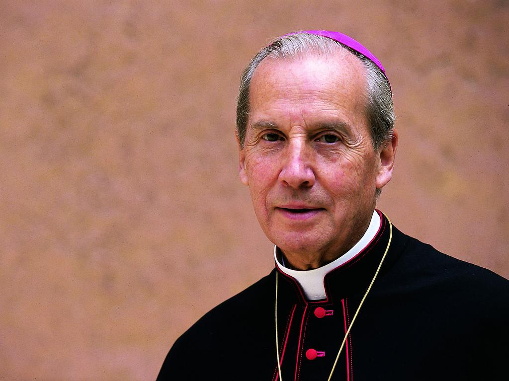 Папа соболезнует в связи со смертью настоятеля прелатуры Opus Dei